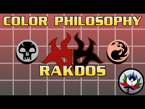 MTG – RB Rakdos Philosophy, Strengths, and Weaknesses: A Magic: The Gathering Color Pie Study!