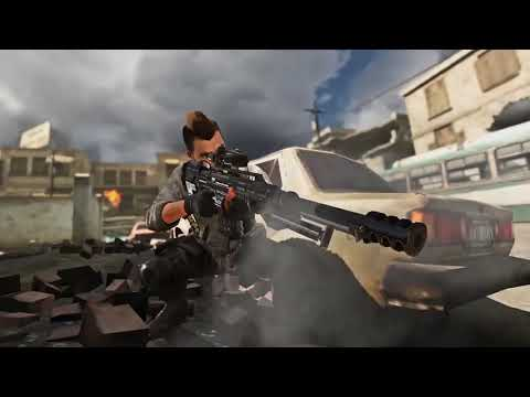 Jeff Cage - Call of Duty: Mobile is Coming Soon!  Watch the Trailer!