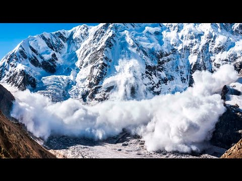What causes an avalanche? | Natural Disasters