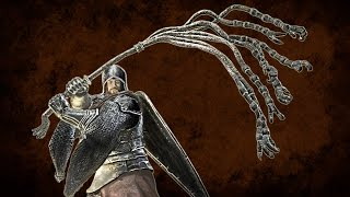 Dark Souls 3 PvP - Rose of Ariandel Flail - When Scumbags Attack!