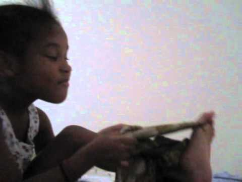 Creole 101 With My Daughter Aniyah