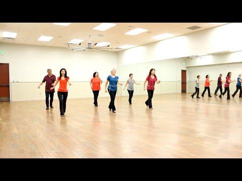 Adalaida - Line Dance (Dance & Teach in English & 中文)