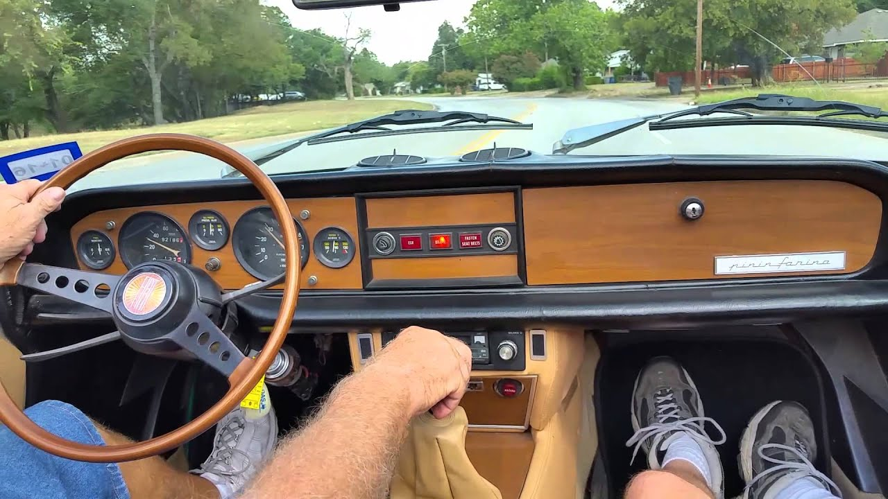 1975 Fiat 124 Sport Spider 1800 - YouTube
