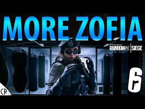 More Zofia! - White Noise - Tom Clancy's Rainbow Six - R6