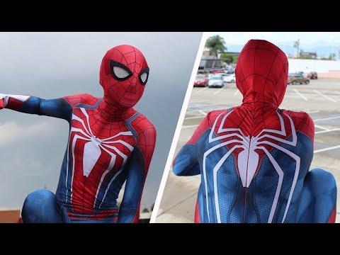 IMITANDO FOTOS DE SPIDERMAN PS4/ IMITATING PHOTOS OF INSOMNIAC SPIDERMAN