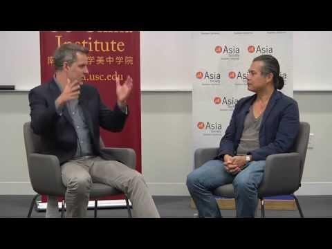 "Dan Washburn & Karl Taro Greenfeld - ""The Forbidden Game: Golf and the Chinese Dream"""