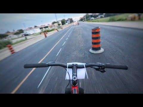 How I Ride My Bike No Hands