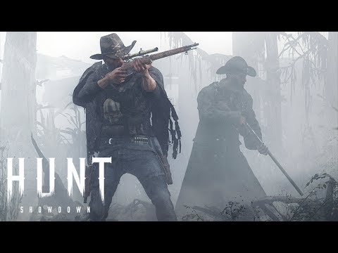 INTENSE BOUNTY HUNTER EXTRACTION CHASE in HUNT SHOWDOWN!
