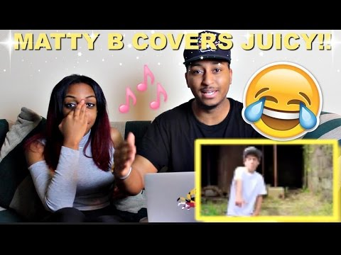 Try not to Cringe The Notorious B.I.G. - Juicy (MattyBRaps Cover) Reaction!!