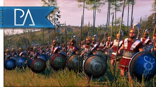 GLORY OF THE SELEUCIDS - Ancient Empires Total War Mod Gameplay