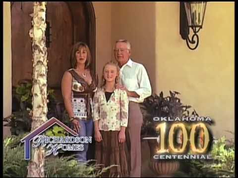 Watch on Richardson Homes Oklahoma
