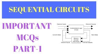 IMPORTANT MCQs | SEQUENTIAL CIRCUITS | Part-1