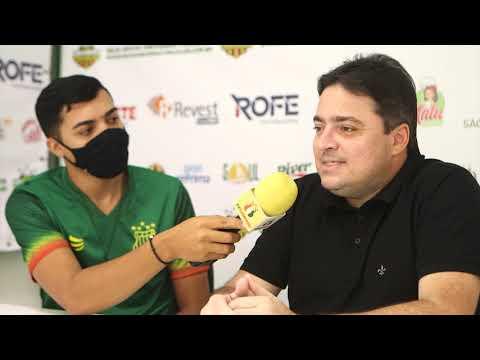 Podcast resenha boliviana com Luís Fernando diretor de patrimônio