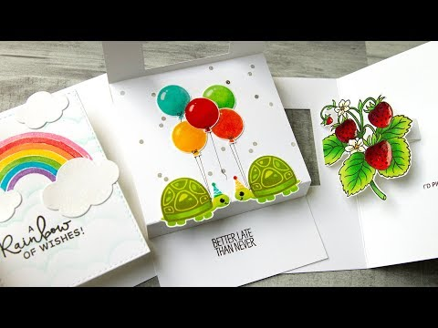 Window Pop Up Cards