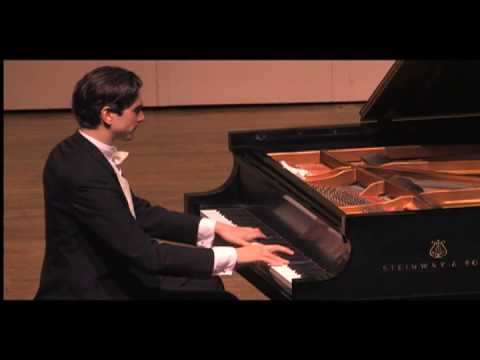 Kapelis plays Rachmaninoff Etude-Tableau Op.33 n.5