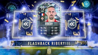 90 RATED FLASHBACK TOTY RIBERY SBC! - FIFA 21 Ultimate Team