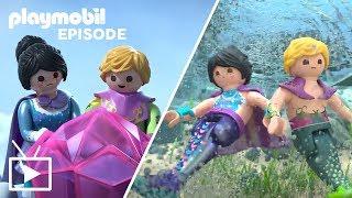 PLAYMOBIL  Die Abenteuer von Finya und Florin  Cartoons für Kinder  Zusammenstellung