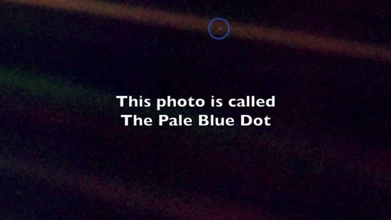 nasa blue marble carl sagan - photo #43