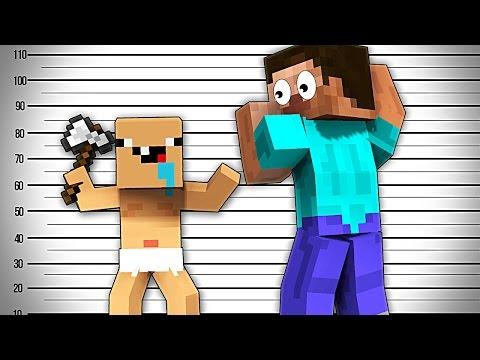 КТО ТВОЙ ПАПОЧКА?- Майнкрафт Рэп Клип | Minecraft Parody Song of Floridas My House