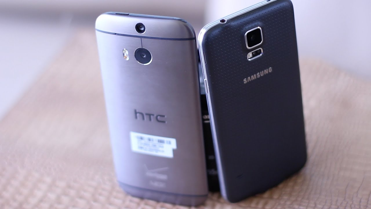 Samsung Galaxy S5 vs HTC One (M8) - Which is Better? - YouTubeHtc One Max Vs Galaxy S5