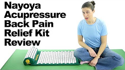Nayoya Acupressure Back Pain Relief Kit Review - Ask Doctor Jo