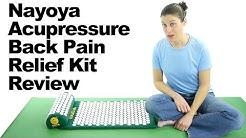 hqdefault - Nayoya Acupressure Mat For Back Pain Relief Reviews