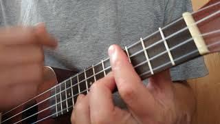 bye bye baby#solo ukulele