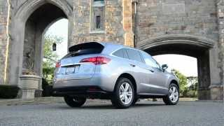 2013 Acura RDX AWD - WINDING ROAD POV Test Drive