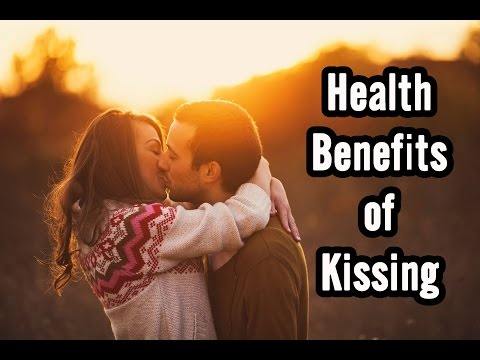 10 Health Benefits of Kissing