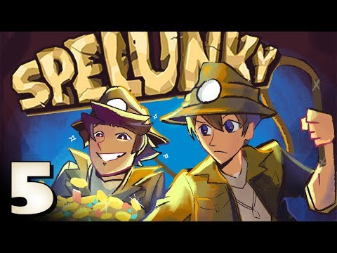 Spelunky Co-op: Go to Heck - EPISODE 5 - Friends Without Benefits