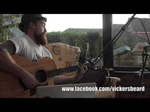 Mark Ronson ft Bruno Mars - Uptown Funk (Acoustic cover by Ben Vickers)