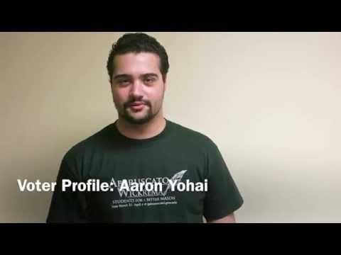 Voter Profile: Aaron Yohai
