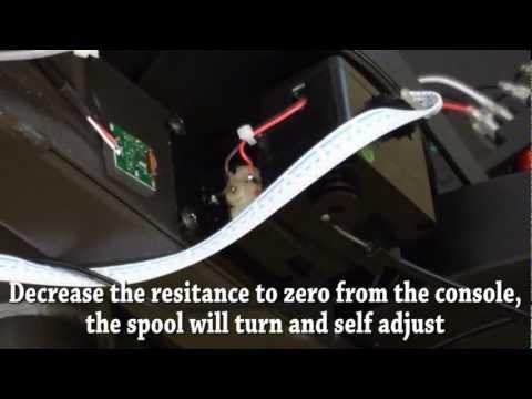 Elliptical Resistance Motor Replacement