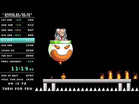 I Wanna Be The Guy Glitchless 28:22 [Current WR]