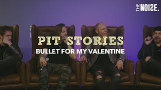 Bullet For My Valentine Tell Us Their The Best, First & Worst Most Pit Stories thumbnail