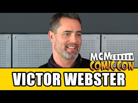 Victor Webster Continuum   MCM London Comic Con