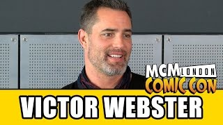 Victor Webster Continuum Interview - MCM London Comic Con
