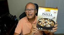 Mon Cancer a bien mangé hier soir. J'ai craqué une paella a 19% de glucides. C'était trop bon !