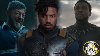 Black Panther Teaser Trailer BREAKDOWN