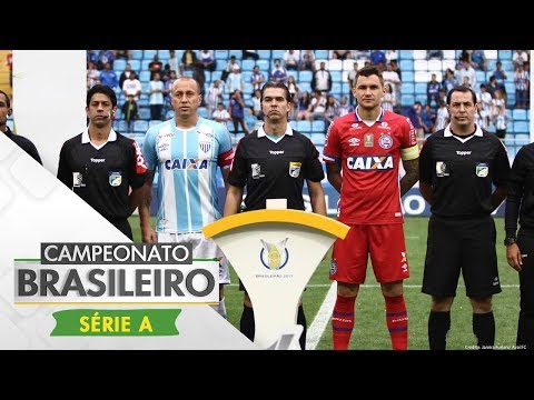 Melhores Momentos - Avaí 1 x 2 Bahia - Campeonato Brasileiro (08/11/2017)