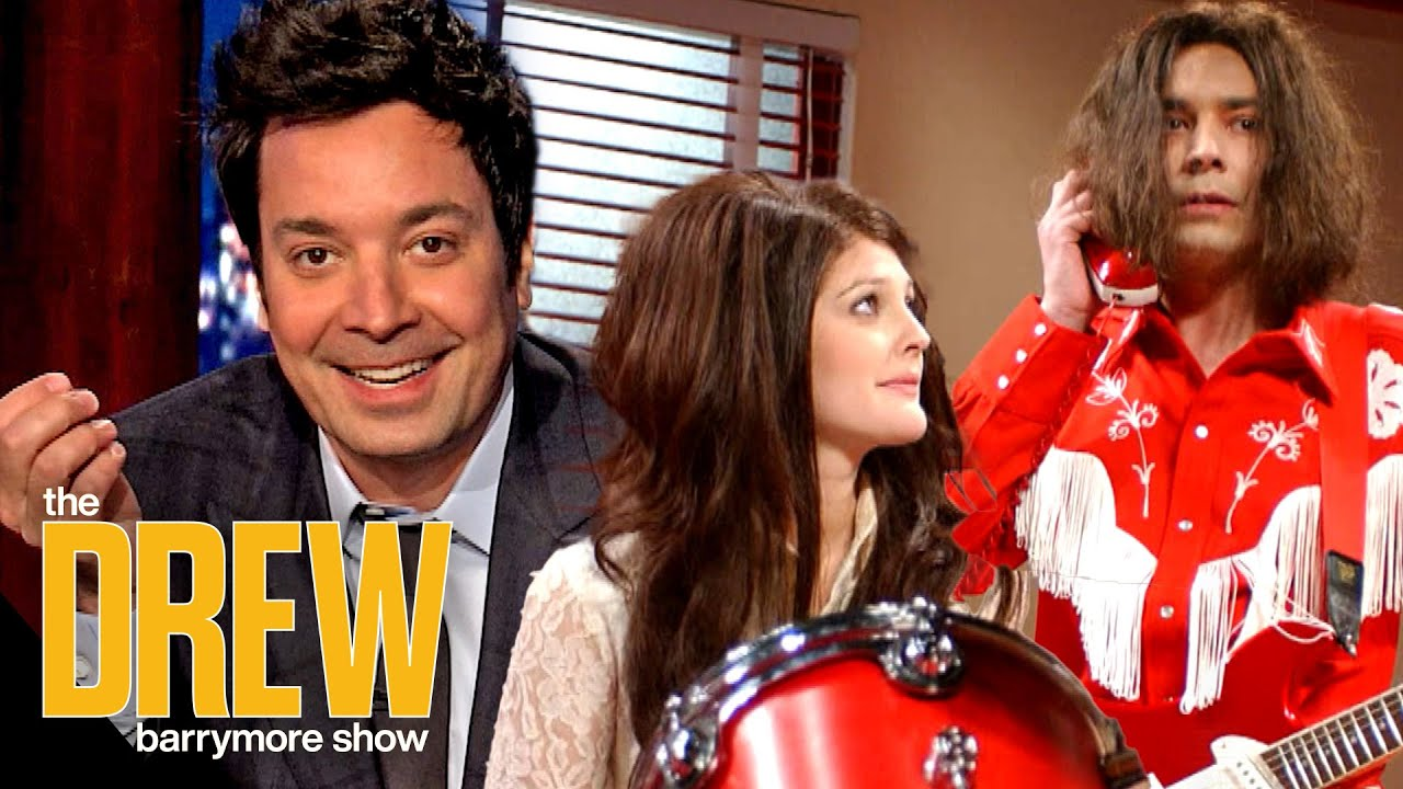 Jimmy Fallon Shares Sweet Story About Meeting Drew for the First Time
