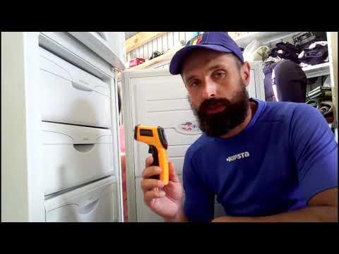 Курсы холодильщиков 23. Заправка фреоном морозильной камеры