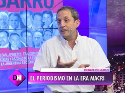DEMASIADO HUMO - EL PERIODISMO DE LA ERA MACRI - ERNESTO TENEMBAUM