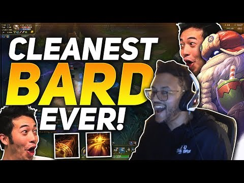 CLEANEST BARD EVER!! | Aphromoo