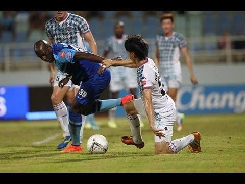 ไฮไลท์ ชลบุรี เอฟซี 1-1 ชัยนาท ฮอร์นบิล 14-6-2014