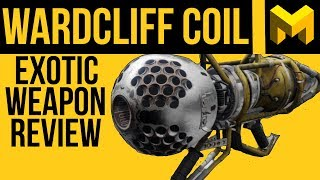 The Wardcliff Coil is an exotic heavy weapon in Destiny 2. Here is ...