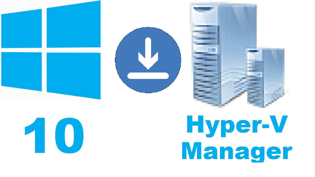 hyper v manager download
