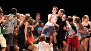 Behind The Scenes- THE PRODUCERS- McCallum Fine Arts Academy