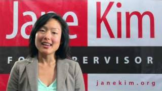District Six Supervisor Candidate, Jane Kim: A Public Servant for All of San Francisco