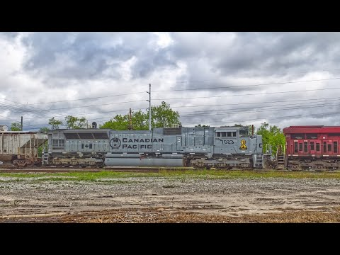 An Awesome Day Railfanning The Cordele, GA Area 4/20/2020